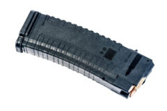 PUF GUN MAGAZINE BLACK FOR AK/SAIGA cal 223REM 30 RND