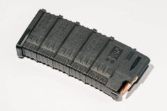 PUF GUN MAGAZINE BLACK FOR AK/SAIGA cal 308WIN 25/5 RND