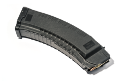 PUF GUN MAGAZINE BLACK FOR AK/SAIGA cal 5,45X39 60 RND