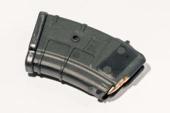 PUF GUN MAGAZINE BLACK FOR AK/SAIGA cal 7,62X39 10 RND