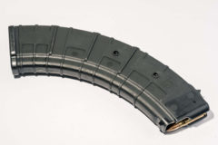 PUF GUN MAGAZINE BLACK FOR AK/SAIGA cal 7,62X39 40 RND
