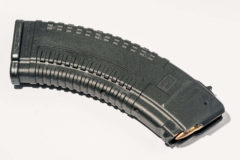 PUF GUN MAGAZINE BLACK FOR AK/SAIGA cal 7,62X39 30 RND